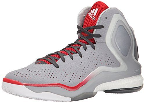 adidas Men's D Rose 5 Boost Basketball Shoe -- Additional details @ http:/