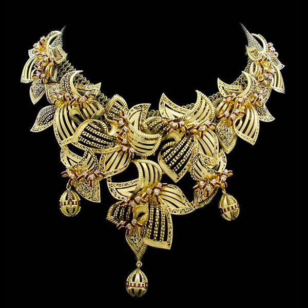Diamond Necklace Designs for Women   WOMEN'S WORLD