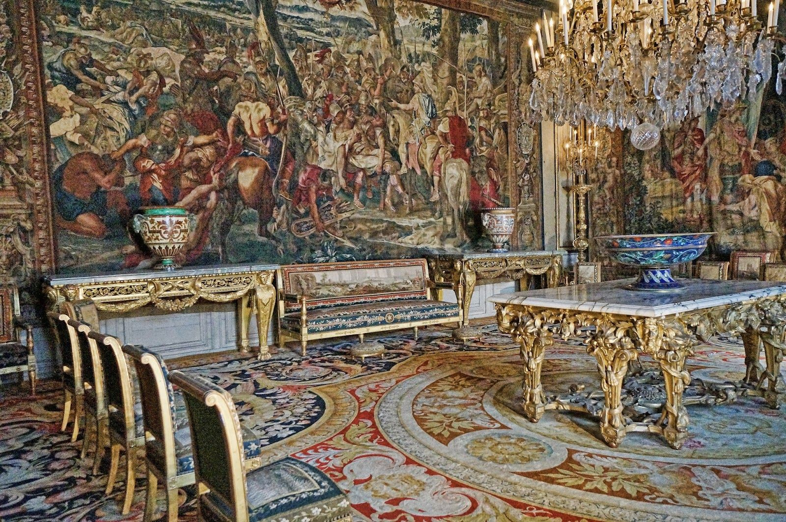 French Baroque Furniture History French Baroque Furniture