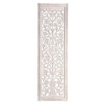Panneau Blanchi Maisons Du Monde Maison Du Monde Idee Deco Orientale Deco Mur Salon