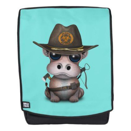 Baby Hippo Zombie Hunter Backpack | Zazzle.com #babyhippo Baby Hippo Zombie Hunter Backpack - diy cyo customize create your own personalize #babyhippo Baby Hippo Zombie Hunter Backpack | Zazzle.com #babyhippo Baby Hippo Zombie Hunter Backpack - diy cyo customize create your own personalize #babyhippo