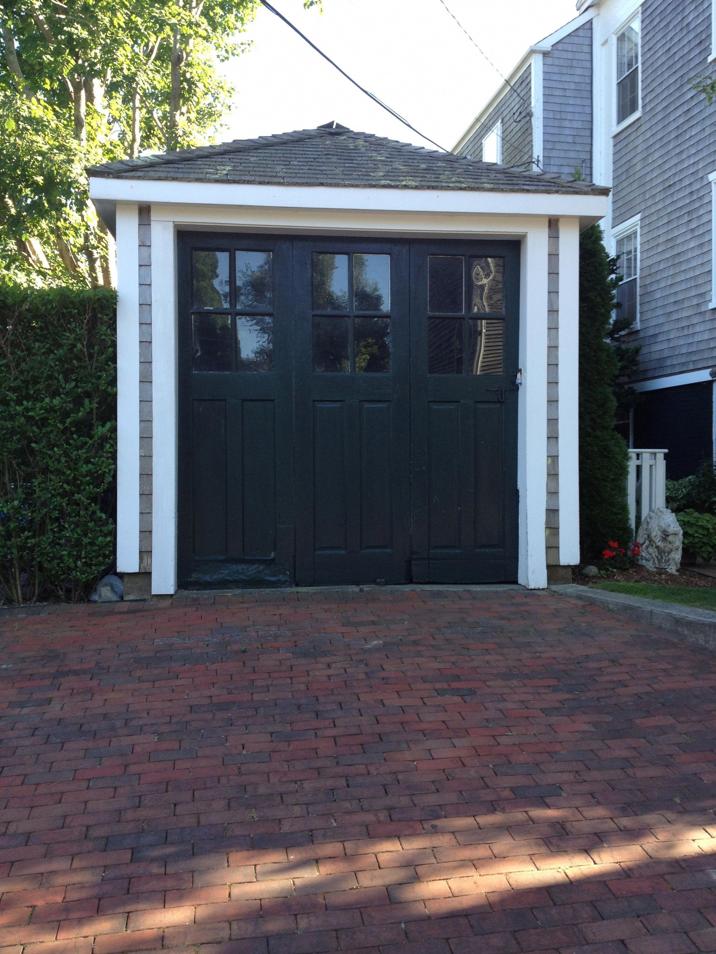 This Is A Cool Garage Door Pergolakit