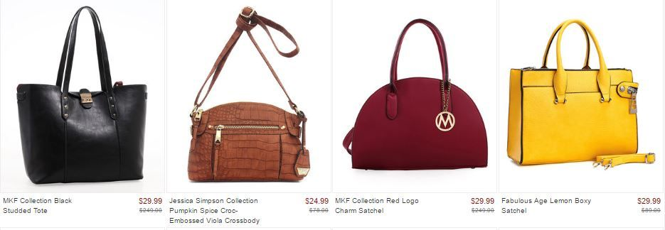 Must-Have Handbags Sale ~ Everything Priced At $29.99 Or Less