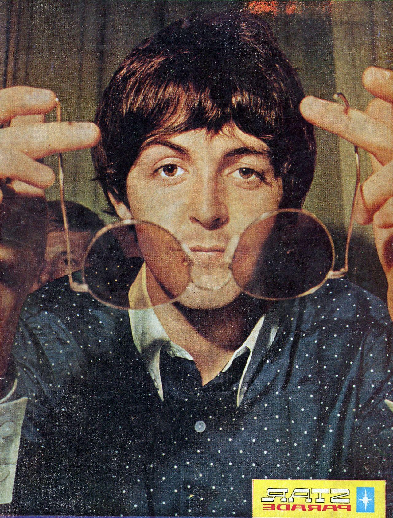The Beatles, Paul McCartney