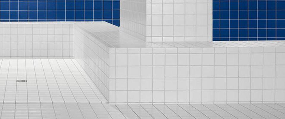 Prix Carrelage Pro Architectura Villeroy Et Boch Mosaic Glass Guest Bath Porcelain Mosaic