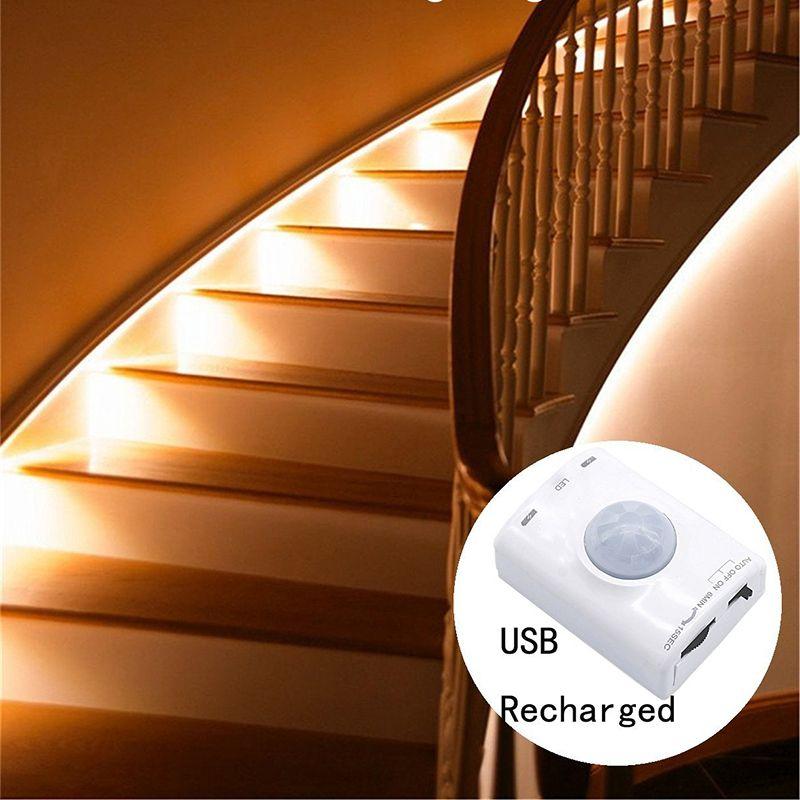 Motion Sensor Led Light Motion Activated Bed Light Led Strip