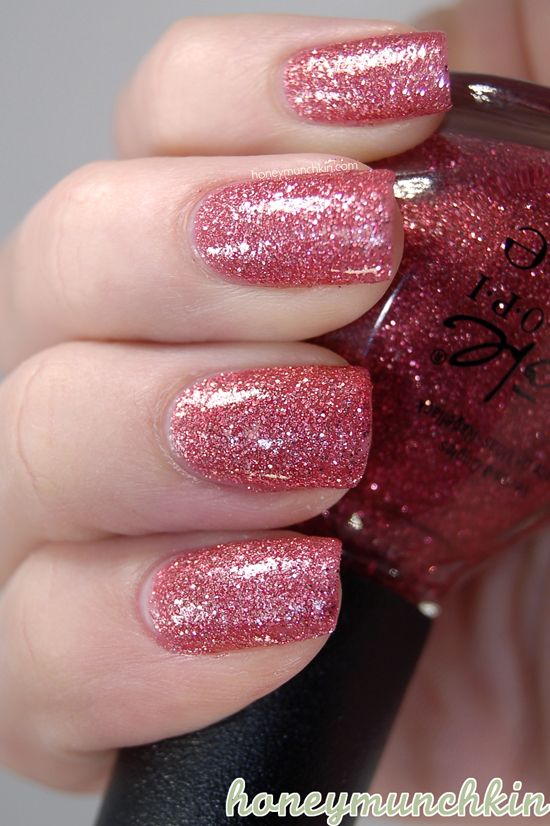 HAVE- Nicole by OPI - Wear Something Spar-Kylie | Nails | Pinterest ...