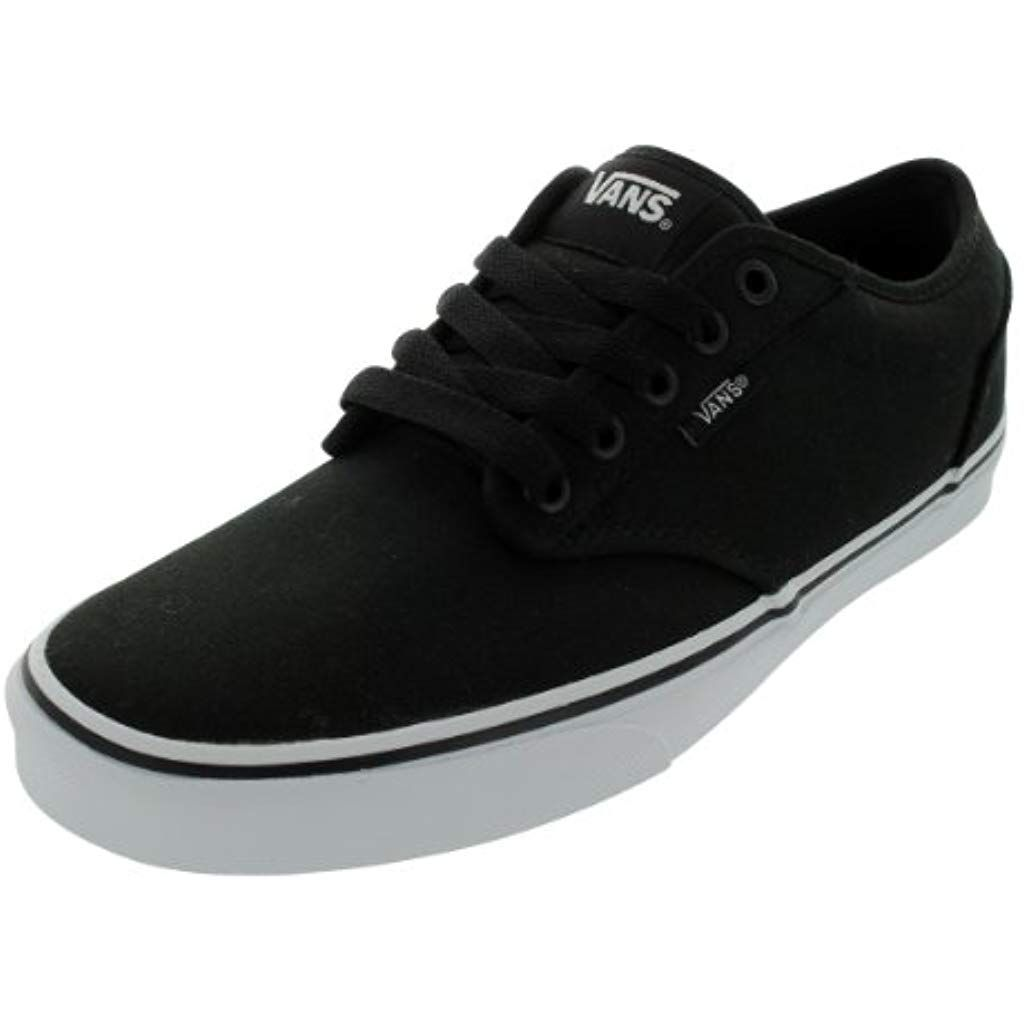 Vans Mens Atwood Canvas Low-Top Sneakers #Fitness #Yoga #Clothing #Women #Trousers #Fitness #Yoga #C...