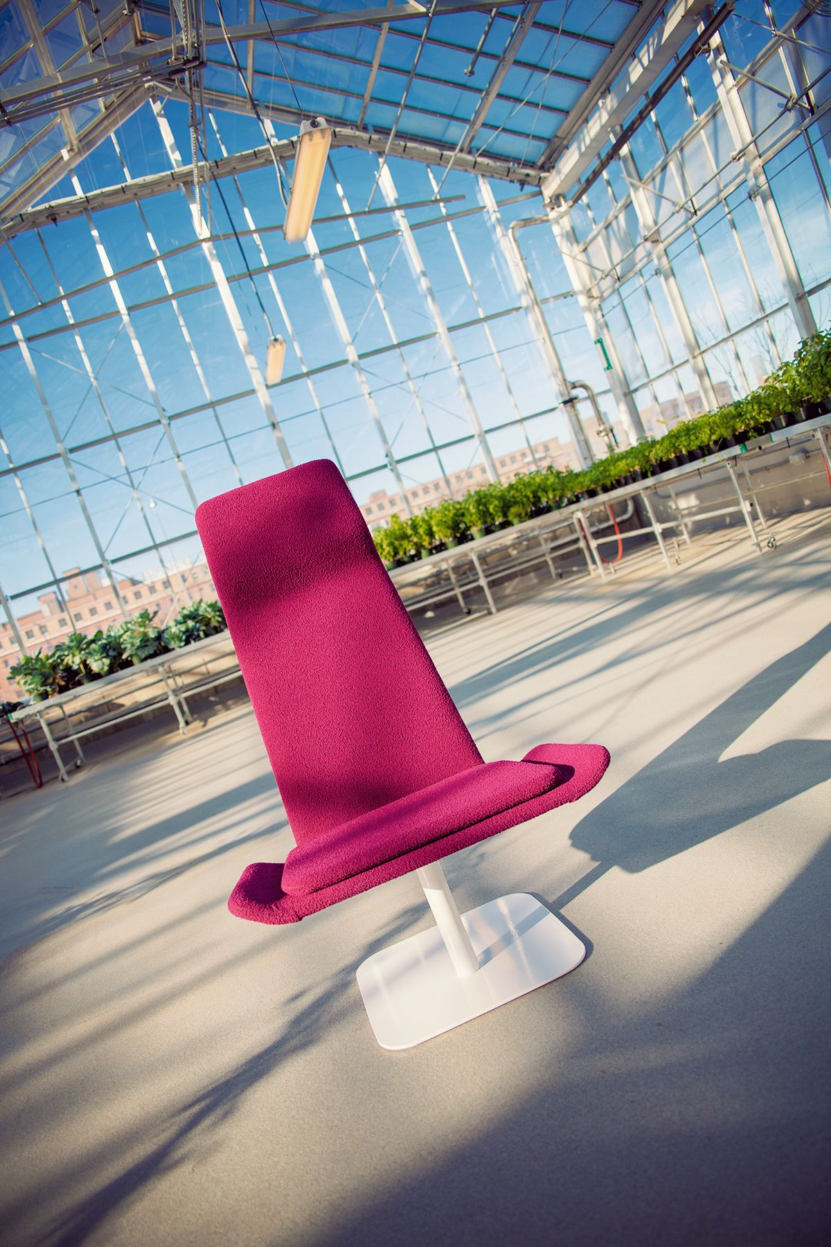 Bodie Lounge Chair Designed by Joey Ruiter for Grand Rapids