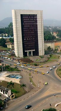 Building Of The Ministry Of Higher Education In The Capital Of Cameroon Africa Travel Cameroon Africa