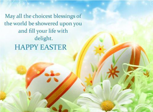 happy easter sunday easter sundayhappy easter sunday wishes – Easter Greeting Card Sayings