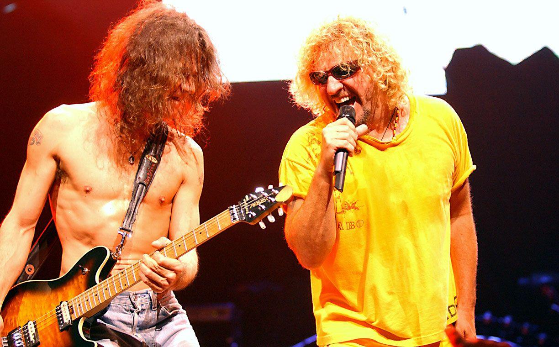 Sammy Hagar Eddie Van Halen Is A Liar Van Halen Sammy Hagar Eddie Van Halen
