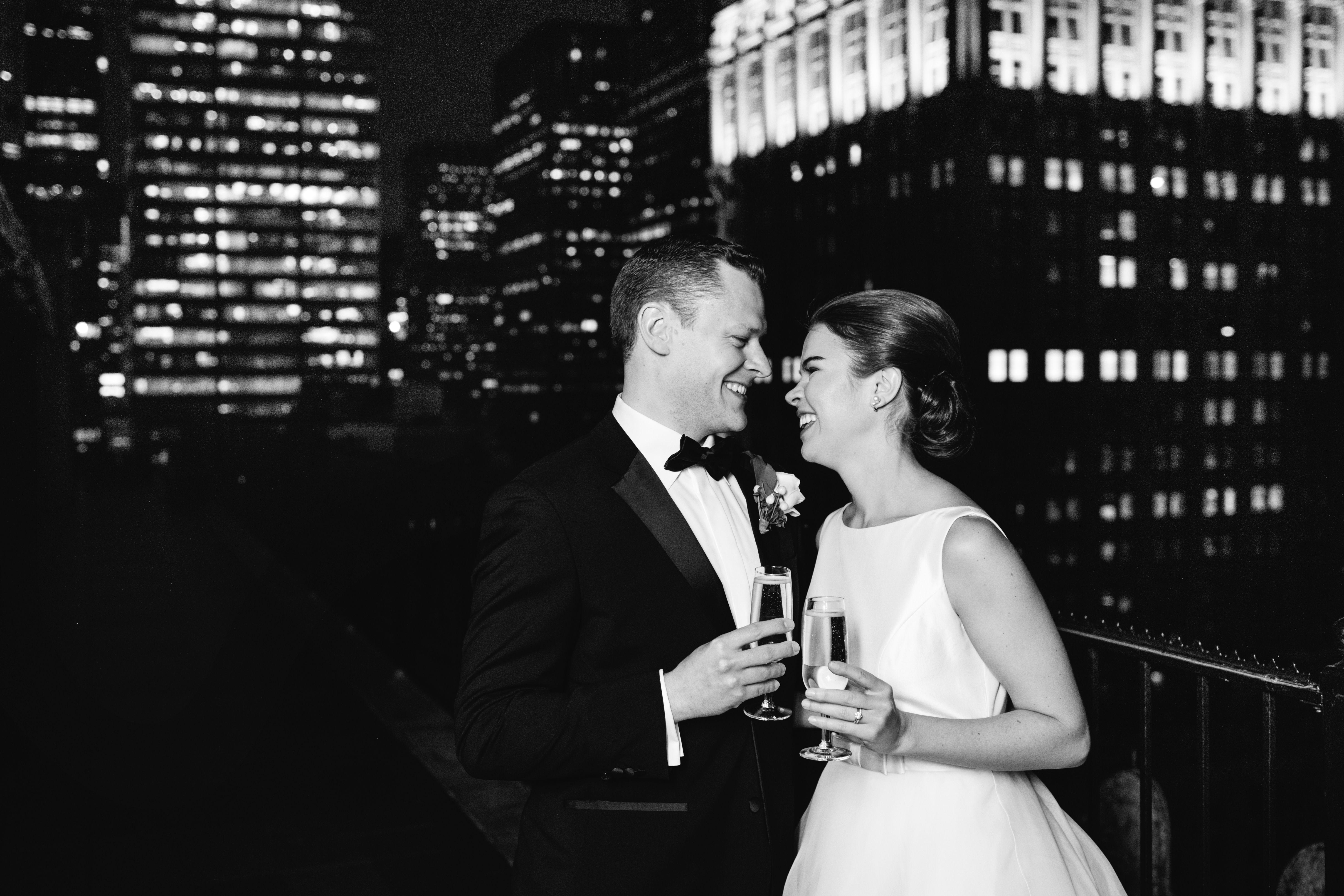 Yale Club Rooftop Wedding City Wedding Venues City Wedding Rooftop Wedding
