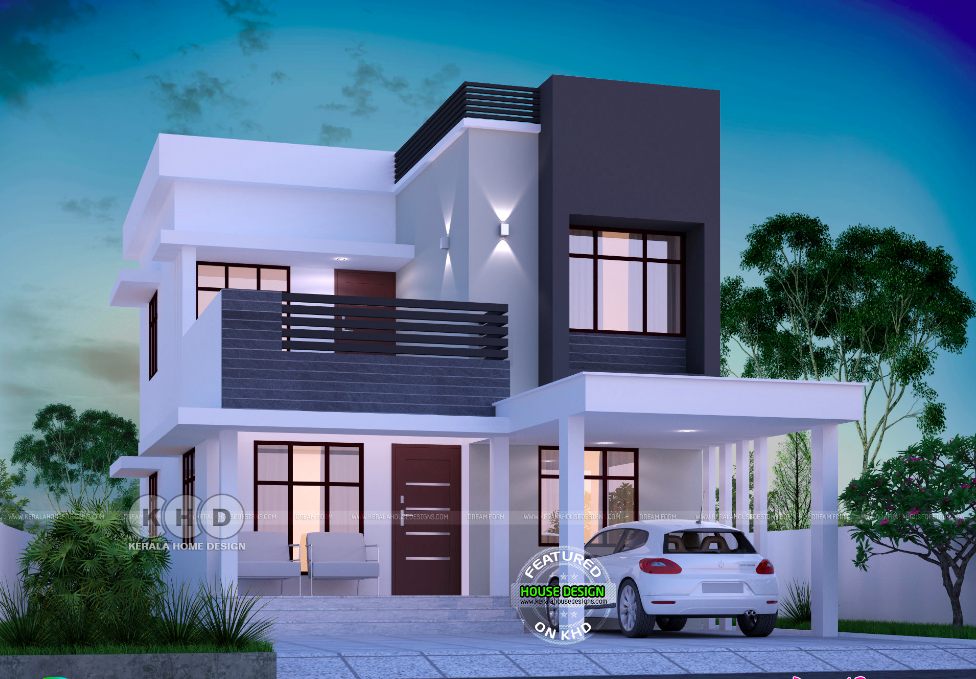Mind Boggling Wonderful Houses Exterior Design Bungalow House Design Kerala House Design House Outside Design