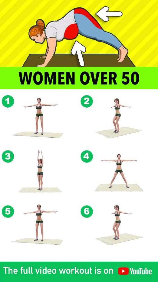 Women Home Workout Video / Easy Fitness Tips for Women