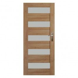Drzwi Pokojowe Everhouse Bergamo 80 Lewe Dab Bursztynowy Tall Cabinet Storage Storage Cabinet Decor