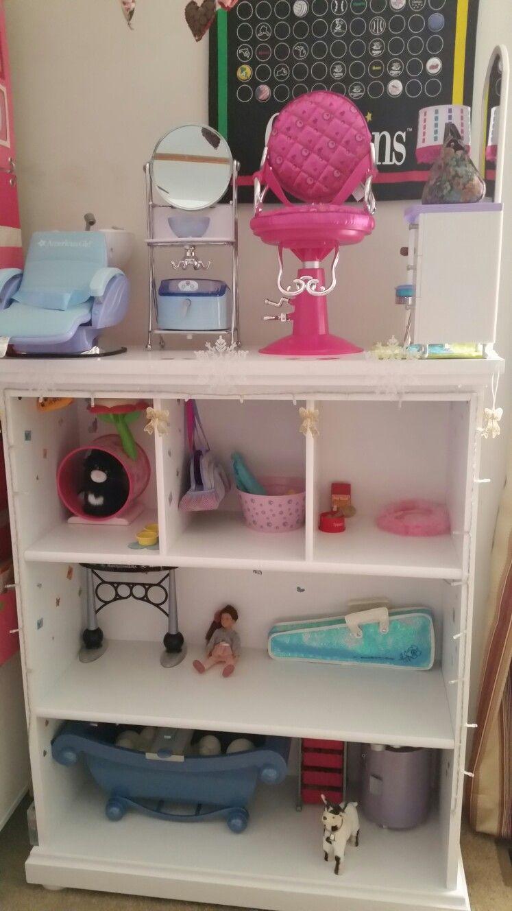 The American Girl Dollhouse www.my blue studio.com
