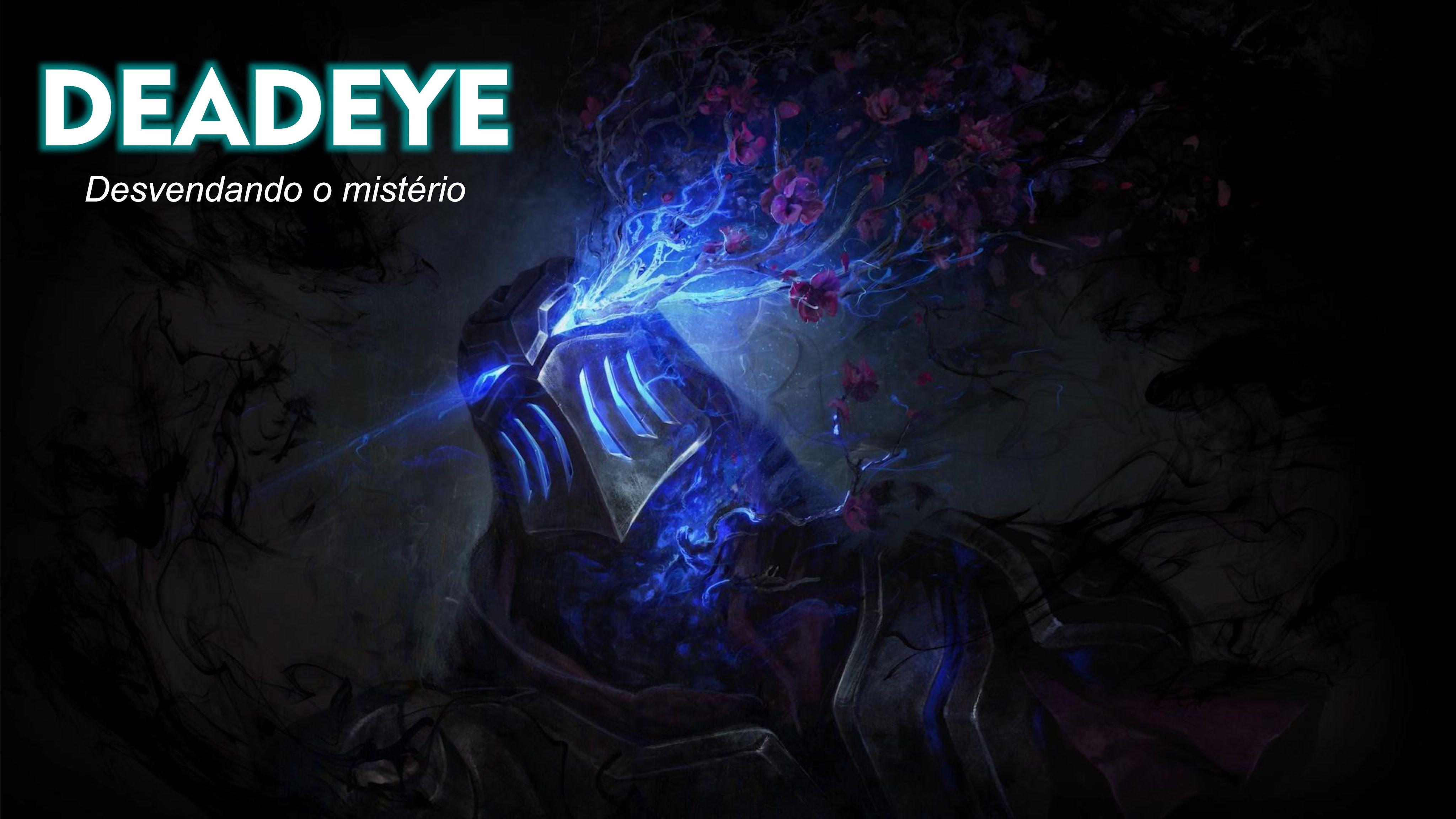 JHIN DEADEYE - O Grande Mistério - league of legends