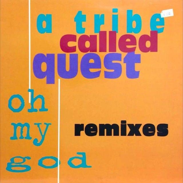 A Tribe Called Quest Oh My God organ mix オリジナルやUS盤のRemix(頭がダダダダダッてやつ)を買った当時はよく聴いて(使って)ましたが#オルガン は個人的に音が好きな楽器のひとつということもありあえてこちらをチョイスしましたOh My Godは3枚それぞれ違う盤を持ってます(Д)実はこれもCJ Mackintosh  #名曲 #vinyl #hiphop #hiphopclassic #atcq #atribecalledquest #ohmygod #cjmackintosh #organmix #organ #レコード #レコードジャケット
