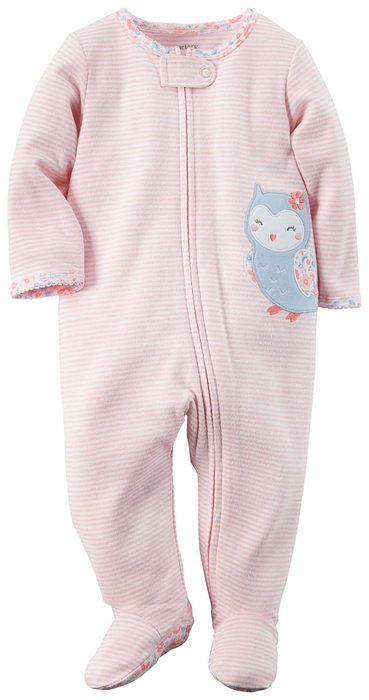 9ac0591e526a Carters Baby Girls  Owl Sleep N Play (3 Months)
