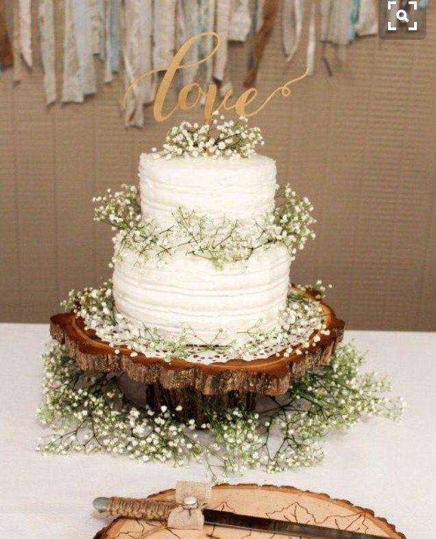 Torta Matrimonio Rustico : Pasteles de boda en pinterest