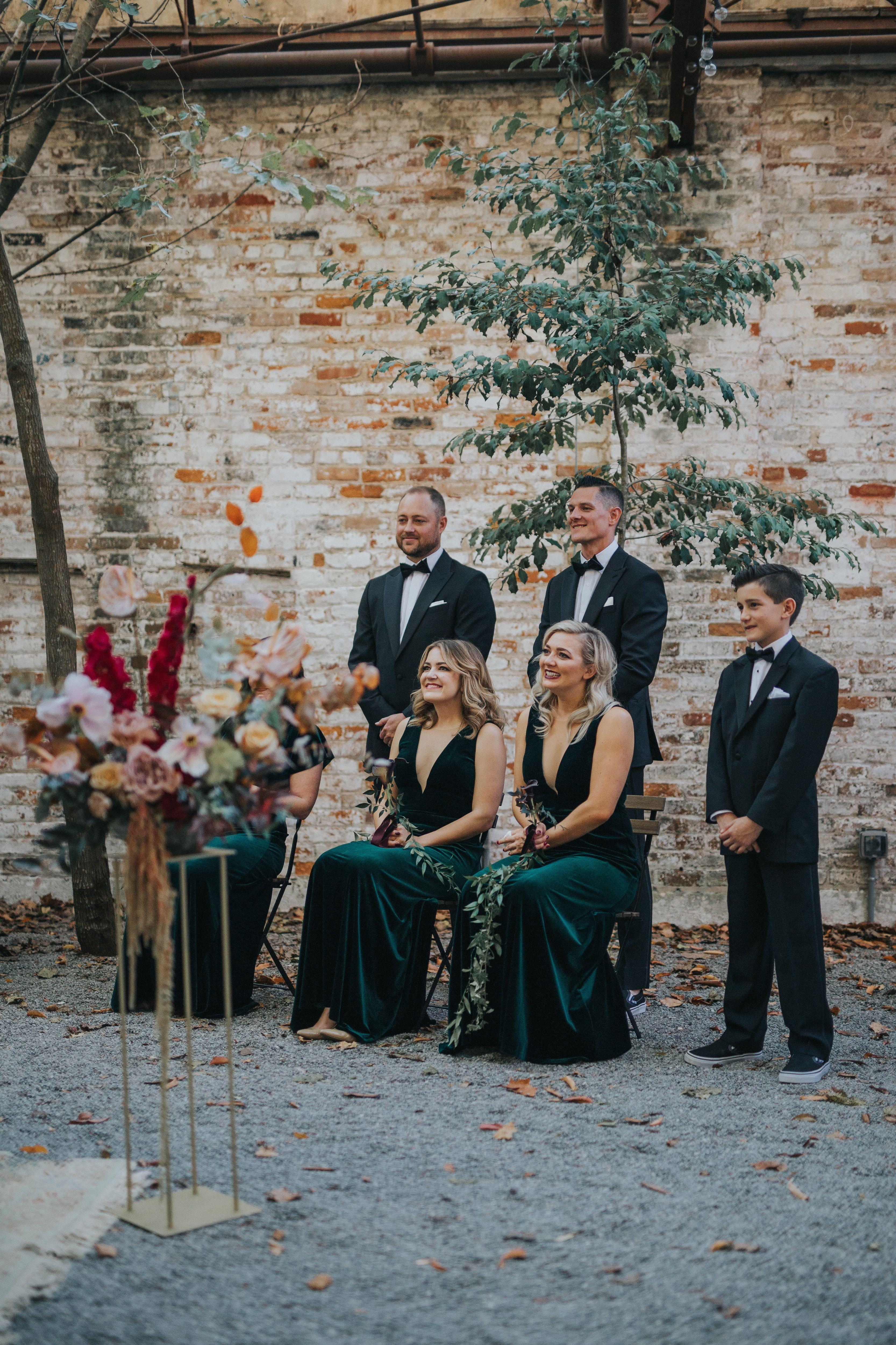 Arts Estuary Ceremony In New Orleans W Lovegood Wedding Event Rentals In 2020 Wedding Events Event Rental Wedding