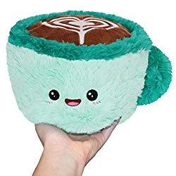 "Squishable / Mini Comfort Food Latte - 7"""