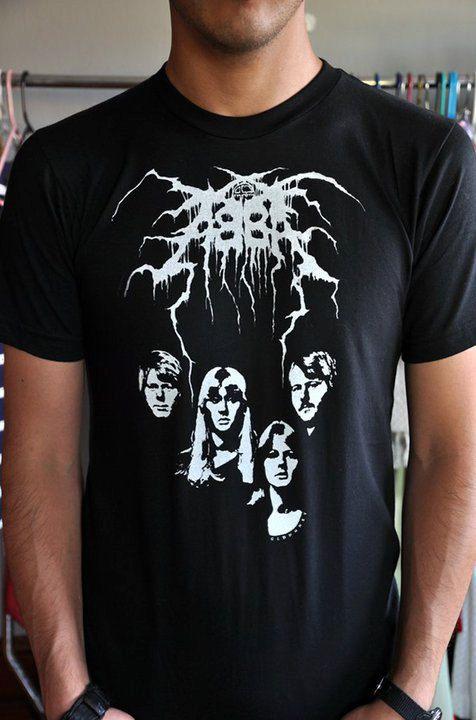 463848c45725 Darkthrone Abba Tshirt Size SMALL by GLDNMNKY on Etsy, $18.00 ...