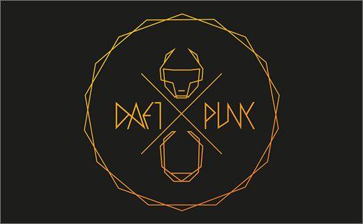 Branding Concept For Daft Punk Logo Designer Daft Punk Punk Tattoo Logo Design