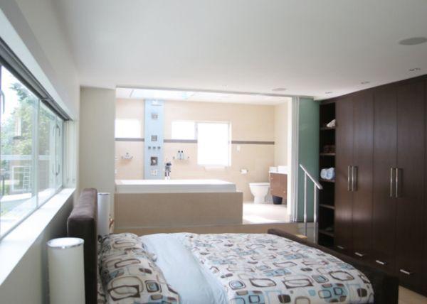 Bedroom And Bathroom 2 In 1 Suites