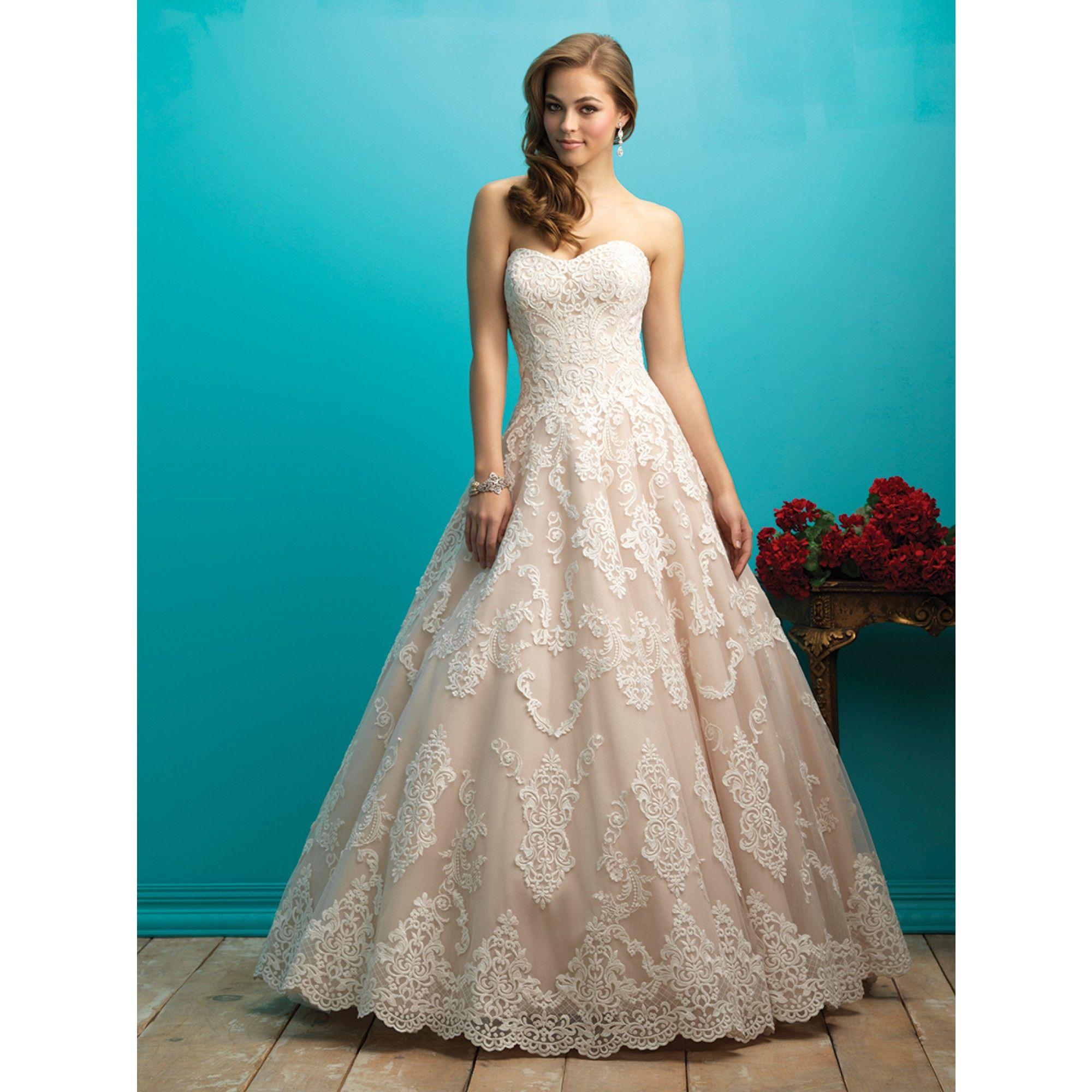 Allure Bridals 9268|Allure Bridal dress 9268|Allure 9268 ...