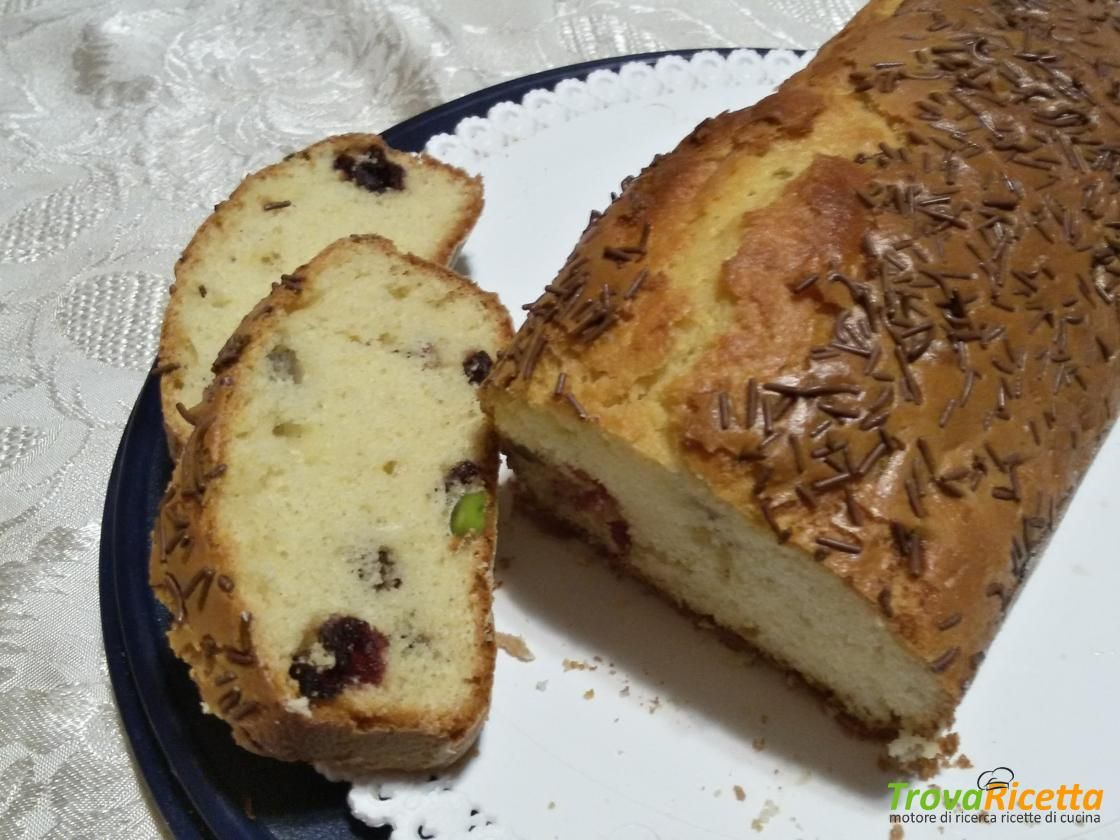 Plumcake mix  #ricette #food #recipes
