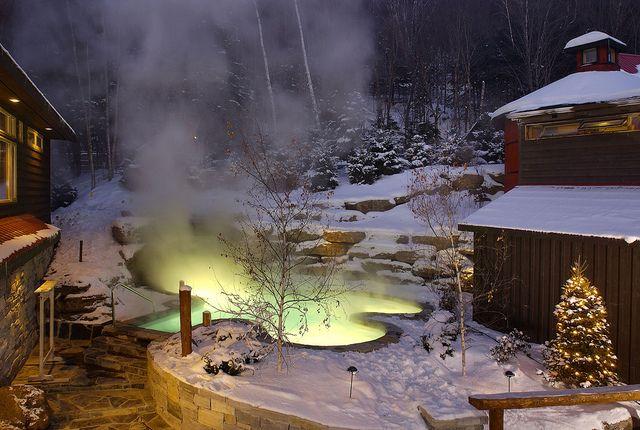 Spa Scandinave Mont Tremblant Mont Tremblant Canada Afar Com Mont Tremblant Quebec Winter Ski Trip