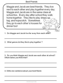 Really Good Stuff Making Inferences Reading Comprehension Game