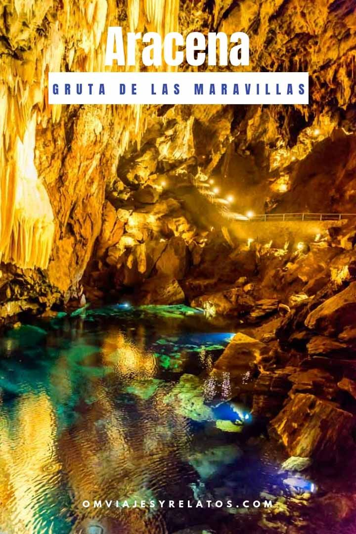 La Gruta De Las Maravillas La Cueva De Los Tesoros De La Sierra De Huelva Gruta De Las Maravillas Picos De Europa Viajar Por España