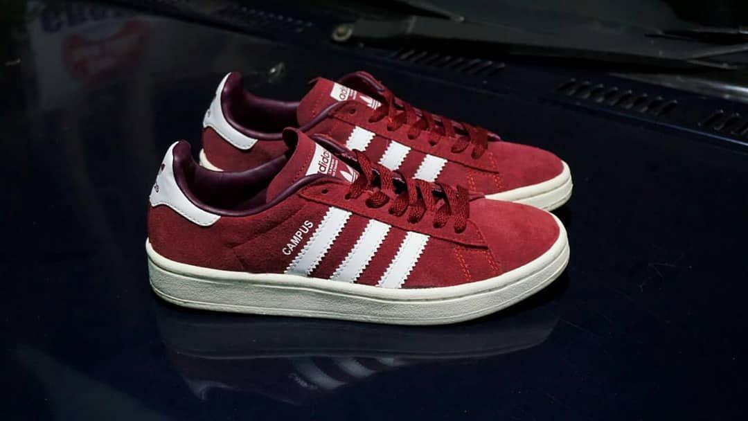 Murce Dan Yang Pasti Original Adidas Campus Bnib Size 40