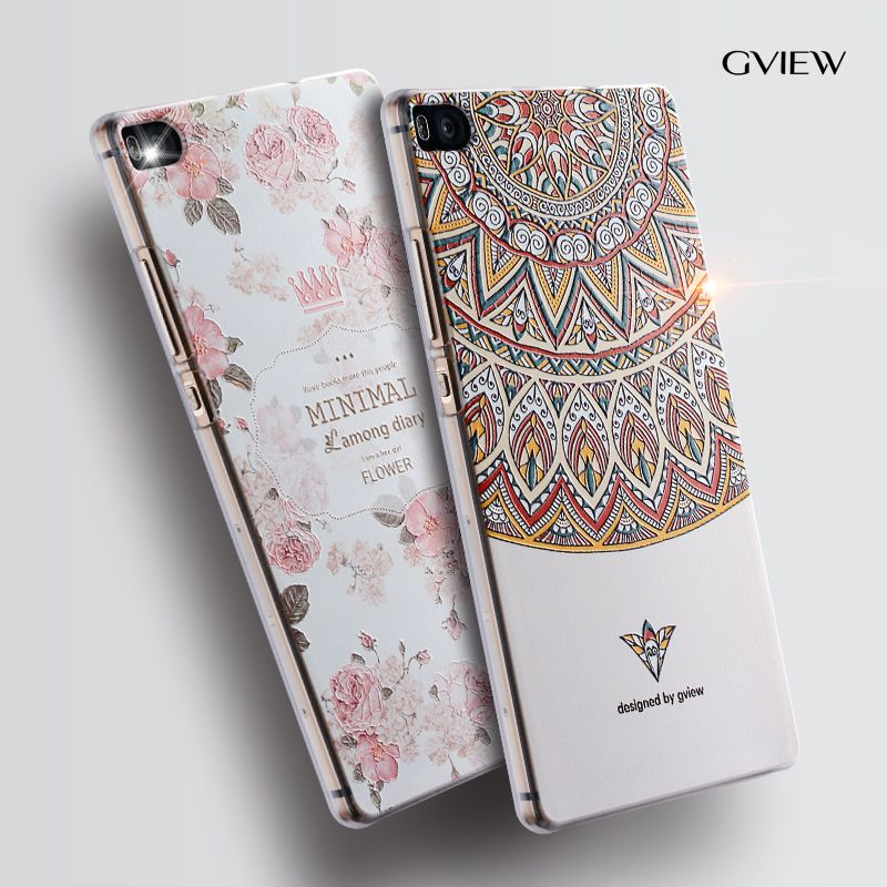 best service f949f 3ddef Huawei p8 phone case Huawei p8 Relief cartoon image painting ...