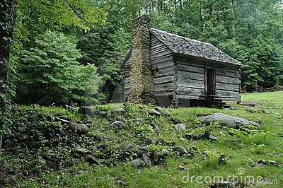 Appalachian mountain log cabin soap possibilities for Appalachia homes