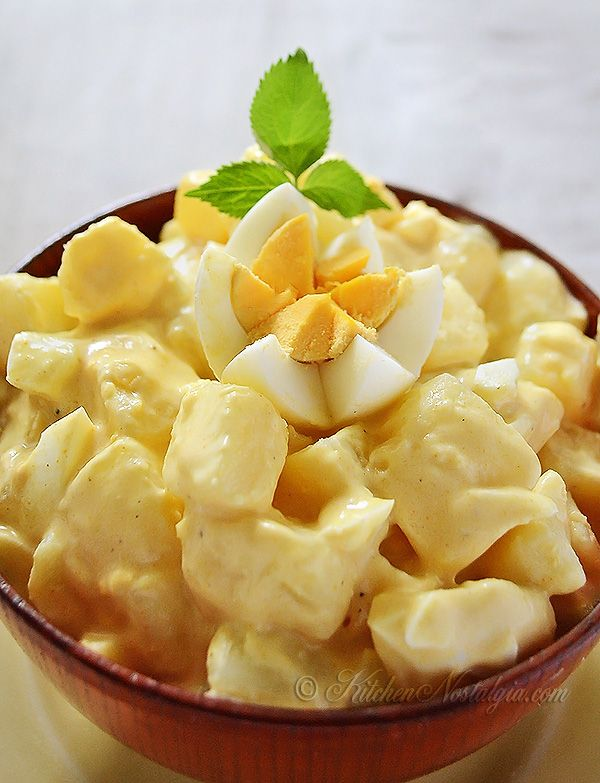 Why Is It Called Amish Potato Salad