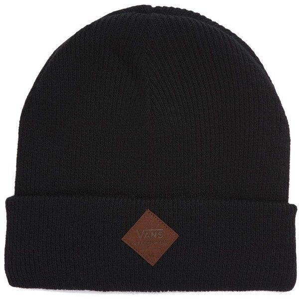 32dfbe240bd Vans Grove MTE Beanie ( 24) ❤ liked on Polyvore featuring men s fashion