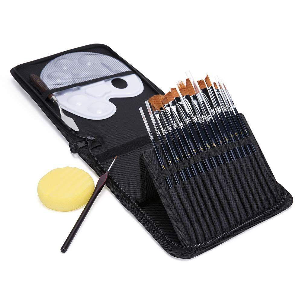 60 off artist paint brush set budget nerds deals