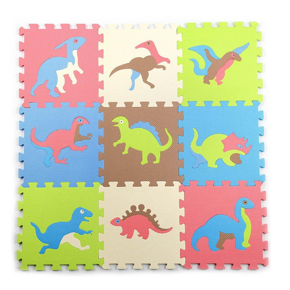 9pcs 30x30cm diy puzzle play foam floor mat foam mat