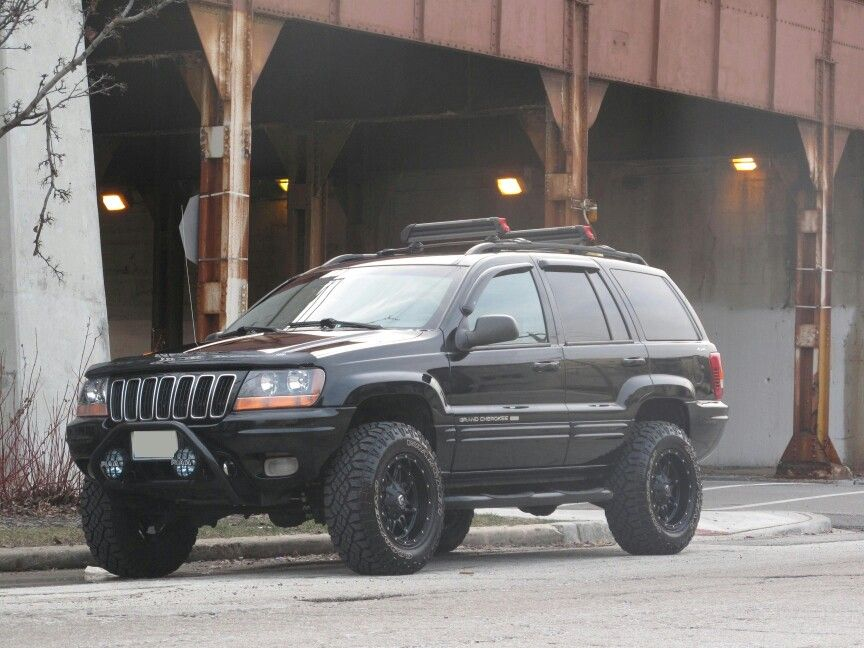99 Jeep Grand Cherokee Laredo More