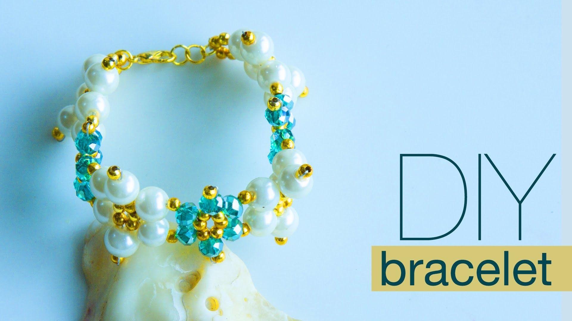 How To Make Bracelet - Diy Bracelet