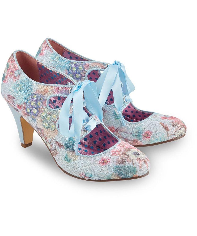 37deab032525a Joe Browns Ladies Dream Ribbon Shoes in Clothes