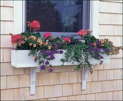 Thrifty Thursday 54 Old Windows Planter Boxes Garden Yard Ideas