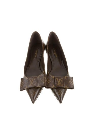 Louis Vuitton Monogram Flats   Louis