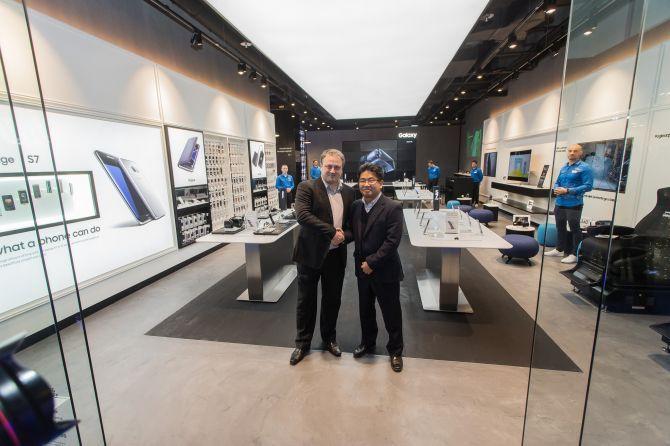 Samsung otvorio ekskluzivni prodajno-savjetni centar Samsung Experience Store Arena