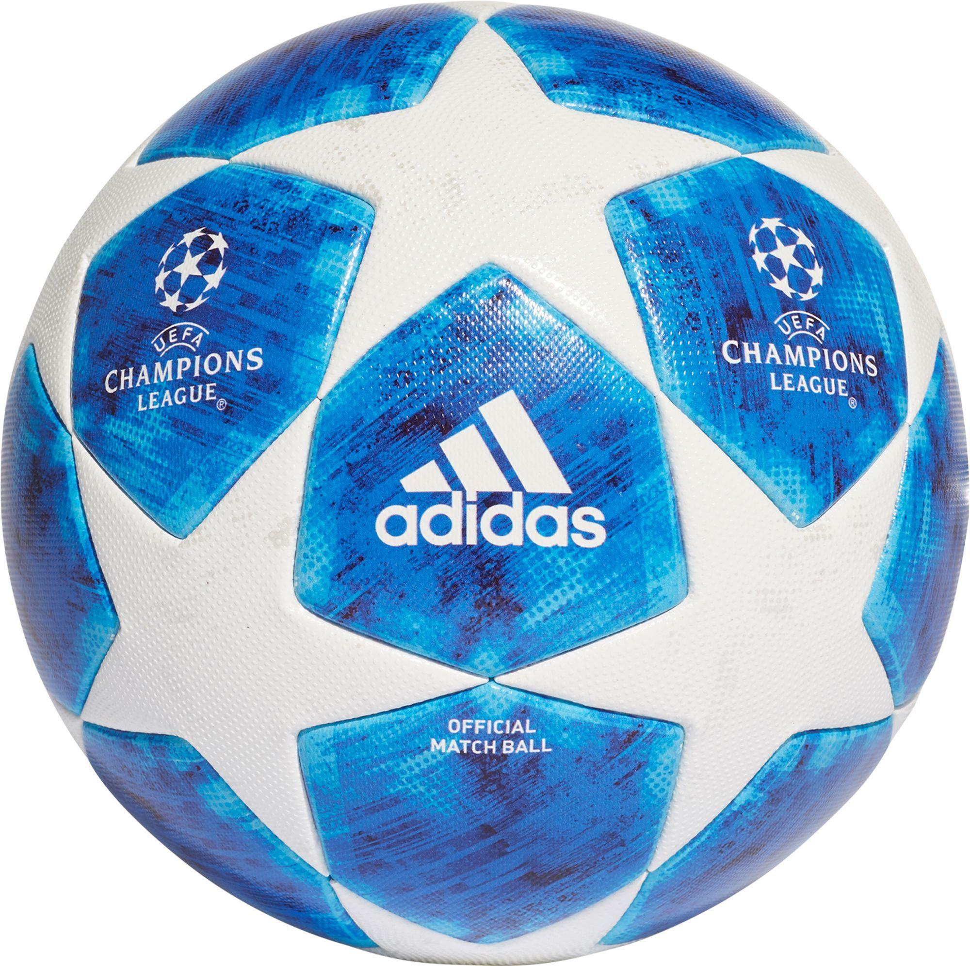 a4a32287c5b12 adidas 2018 Uefa Champions League Finale Official Match Soccer Ball ...