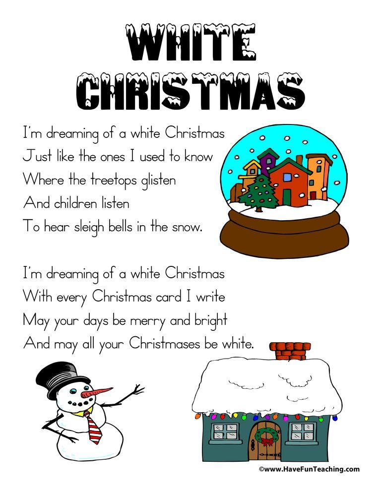 white christmas carol song lyrics information white christmas christmas song christmas song lyrics christmas lyrics - Im Dreaming Of A White Christmas Lyrics